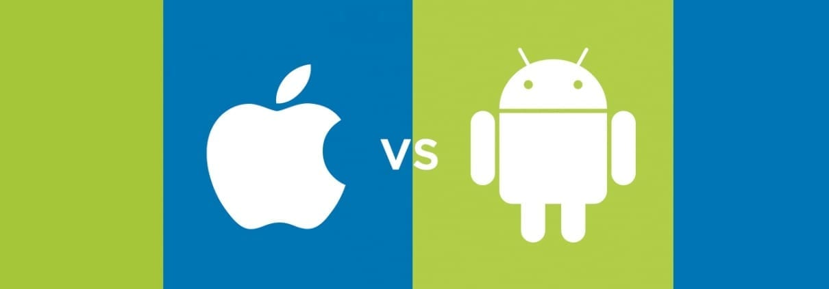 2 Digit Media Apple vs Android