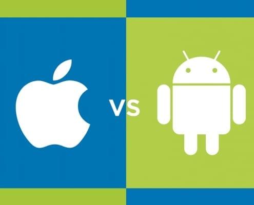 2 Digit Media Apple vs Android