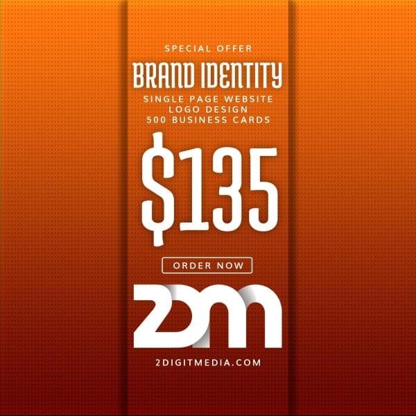 2 Digit Media Brand Identity 135